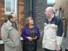 Lord Qurban Hussain, Linda Jack, Cllr Michael Dolling